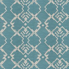 Azure Global Drapery and Upholstery Fabric by Stroheim