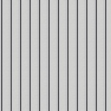 Salt and Pepper Stripes Drapery and Upholstery Fabric by Stroheim