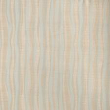 Lagoon Geometric Drapery and Upholstery Fabric by S. Harris