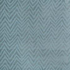 Seaglass Herringbone Drapery and Upholstery Fabric by S. Harris