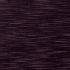 Eggplant Solid Drapery and Upholstery Fabric by Trend