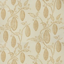 Spring Willow Leaves Drapery and Upholstery Fabric by Vervain