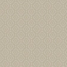 Tussah Embroidery Drapery and Upholstery Fabric by Trend