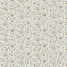 Celadon Embroidery Drapery and Upholstery Fabric by Fabricut
