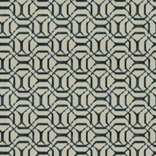 Indigo Global Drapery and Upholstery Fabric by Fabricut