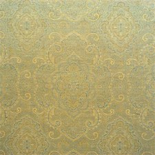 Blue Stone Damask Drapery and Upholstery Fabric by Kravet