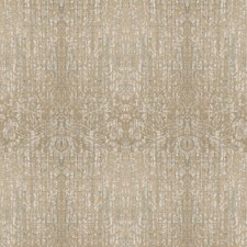 Tussah Grey Damask Drapery and Upholstery Fabric by Vervain