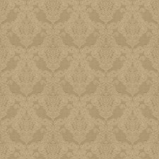 Bronze Damask Drapery and Upholstery Fabric by Trend