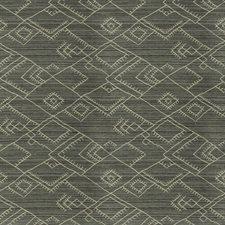 Kona Grey Global Drapery and Upholstery Fabric by S. Harris