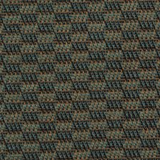 Teal Contemporary Drapery and Upholstery Fabric by Groundworks