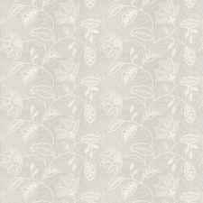 Pearl Embroidery Drapery and Upholstery Fabric by Stroheim