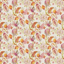 Tropics Floral Drapery and Upholstery Fabric by Fabricut