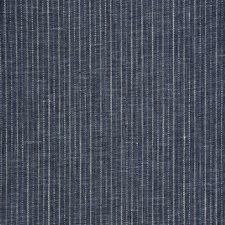 Indigo Stripes Drapery and Upholstery Fabric by Fabricut