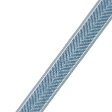 Teal Trim by Trend
