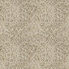 Winter Dawn Damask Drapery and Upholstery Fabric by Vervain