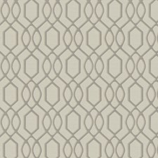 Platinum Lattice Drapery and Upholstery Fabric by Trend