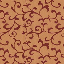 Brown/Burgundy/Red Lattice Drapery and Upholstery Fabric by Kravet