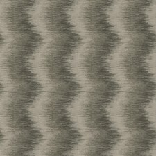 Graphite Geometric Drapery and Upholstery Fabric by Trend