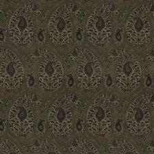 Tarragon Paisley Drapery and Upholstery Fabric by Stroheim