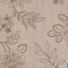 Tobacco Drapery and Upholstery Fabric by RM Coco