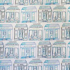 Cool Party Drapery and Upholstery Fabric by Scalamandre