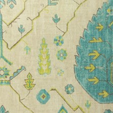 Agean Drapery and Upholstery Fabric by RM Coco
