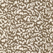 Coconut Animal Skins Drapery and Upholstery Fabric by Kravet