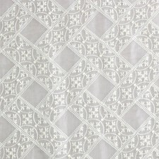 Ivory Drapery and Upholstery Fabric by Scalamandre