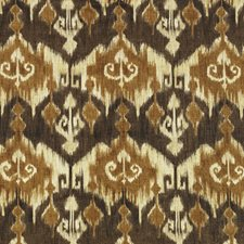 Coffee Drapery and Upholstery Fabric by Stout