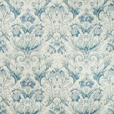 Lake Botanical Drapery and Upholstery Fabric by Kravet
