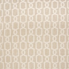Meringue Geometric Drapery and Upholstery Fabric by Greenhouse