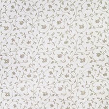 Birch Floral Drapery and Upholstery Fabric by Greenhouse