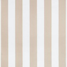 Beach Stripe Drapery and Upholstery Fabric by Greenhouse