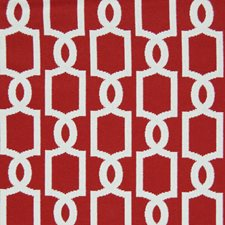 Cardinal Lattice Drapery and Upholstery Fabric by Greenhouse