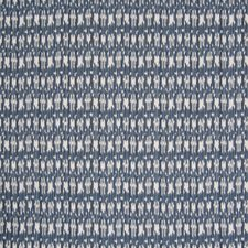 Indigo Contemporary Drapery and Upholstery Fabric by Greenhouse