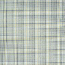 Lagoon Plaid Check Drapery and Upholstery Fabric by Greenhouse