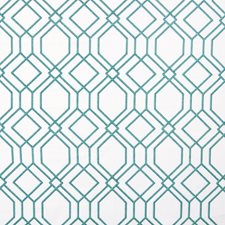 Nile Lattice Drapery and Upholstery Fabric by Greenhouse