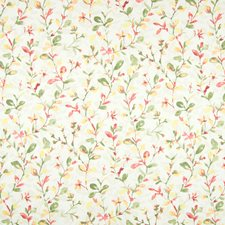 Nectar Floral Drapery and Upholstery Fabric by Greenhouse