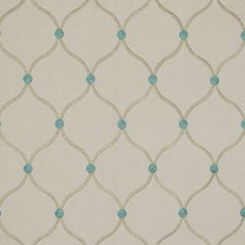 Truffle Lattice Drapery and Upholstery Fabric by Greenhouse