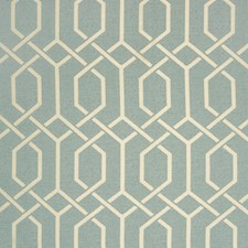 Rain Lattice Drapery and Upholstery Fabric by Greenhouse