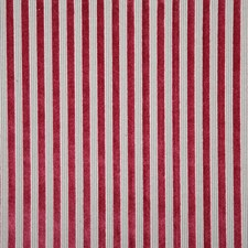 Magenta Stripe Drapery and Upholstery Fabric by Pindler
