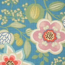 Bermuda Blue Drapery and Upholstery Fabric by RM Coco