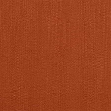 Terracotta Solids Drapery and Upholstery Fabric by G P & J Baker