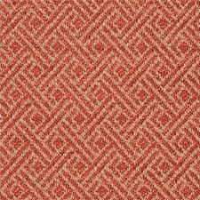 Red Weave Drapery and Upholstery Fabric by G P & J Baker