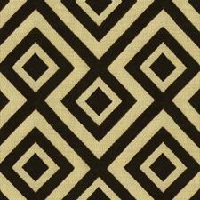 Chicory Geometric Drapery and Upholstery Fabric by G P & J Baker