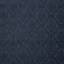 Indigo Chenille Drapery and Upholstery Fabric by G P & J Baker