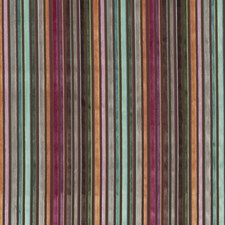 Jewel Stripes Drapery and Upholstery Fabric by G P & J Baker