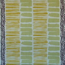 Lime/Gold/Plum Modern Drapery and Upholstery Fabric by Lee Jofa