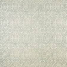 Aqua Print Drapery and Upholstery Fabric by Lee Jofa