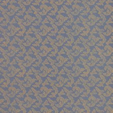 Royal Blue Drapery and Upholstery Fabric by RM Coco